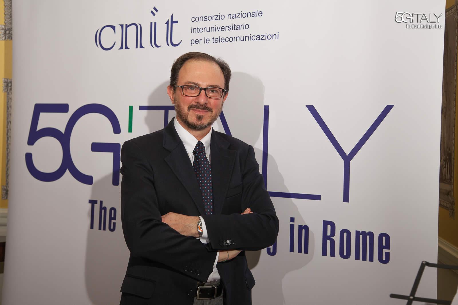 Luca D'Antonio, JMA Italia